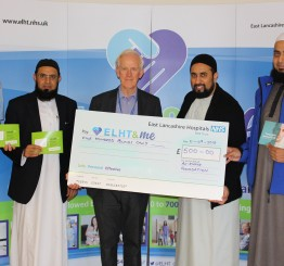 UK: Muslim charity supports hospital to tackle suicidal patients