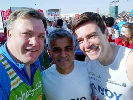 Khan beats Balls and Burnham