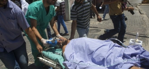 Palestine: Israeli soldiers shoot and kill fleeing civilians