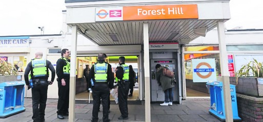 Knifeman shouted death to Muslims as he repeatedly stabbed Muslim passenger