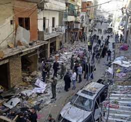 Lebanon: 43 people killed as twin blasts rock S Beirut