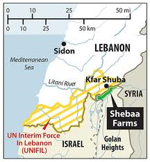 Lebanon: Israeli forces shoot, wound Lebanese soldier near Shebaa Farms