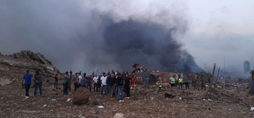 Lebanon: Massive explosions in Beirut kills dozens, injures hundreds