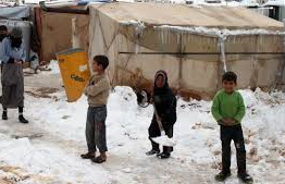 Lebanon: Three Syrian refugees freeze to death in brutal storm