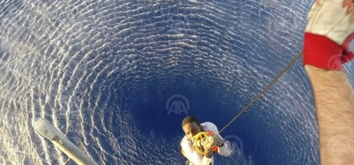 Libya: 80 African migrants rescued off Libyan coast