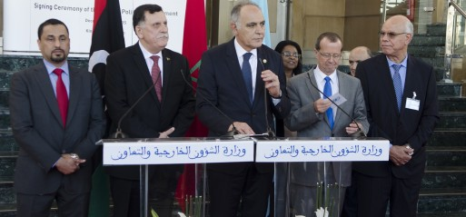 Morocco: Rival Libya camps sign UN-backed peace deal