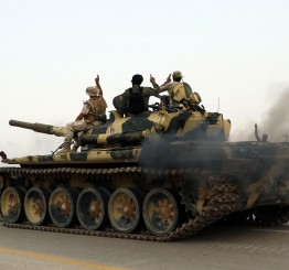 Libya: 16 Govt troops killed near Oil Crescent