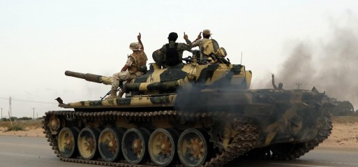 Libya: 16 Govt troops killed near Oil Crescent
