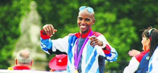 Gold-winning Olympians among 21 Muslims named in New Year honours
