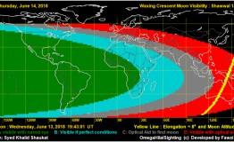 New Crescent Moon of Shawwal [Eid]