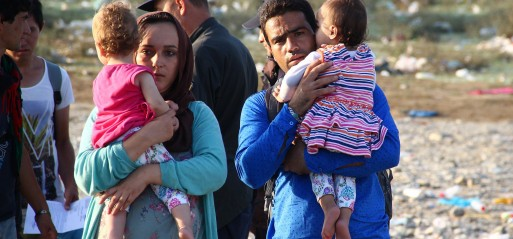 EU: Over 141,000 refugees enter Europe in 2016
