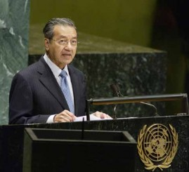 Malaysia: Ex-Malaysıan premier Mahathir expelled from party