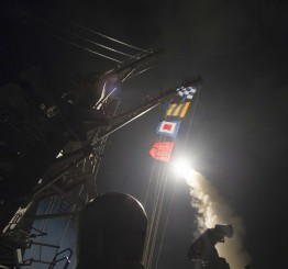Syria: US strikes airbase in Syria after suspected chemical attack