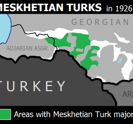 Ukraine: Meskhetian Turks, fleeing Ukraine war, migrate to Turkey
