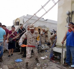 Mexico: Tornado kills 13 in Mexican border with US