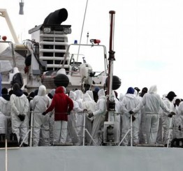 Italy, Malta rescue 2,000 migrants off Libyan coast