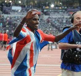 Mo Farah undefeated at 10k for almost six years