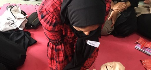 More than 70 mosques open doors to teach first aid skills