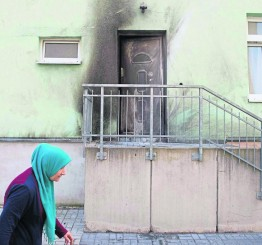 Mosque and congress centre bombed in Germany