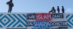 Far-right Dutch groups target Muslims