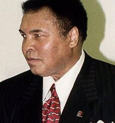 US: Boxing legend Muhammad Ali receives humanitarian award
