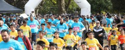 Muslim run raises thousands