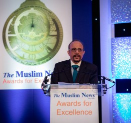 Welcome speech by Ahmed J Versi, Editor and Publisher of The Muslim News at the Fourteenth 'The Muslim News Awards for Excellence'