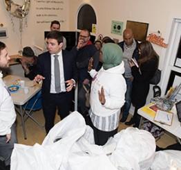 Muslim charity to keep over 21,000 UK homeless warm