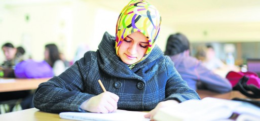 Muslims doing well in education but not the workplace
