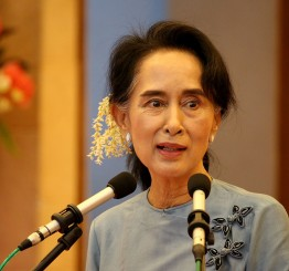 UK: Myanmar's Suu Kyi stripped of Oxford honor due to atrocities against Rohingya Muslims