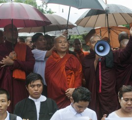 Myanmar: Buddhist monks forces closure of 2 Muslim schools
