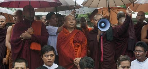 Myanmar: Buddhist monks forces closure of 2 Muslim schools