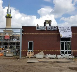 Netherlands: Mosque vandalized in The Hague