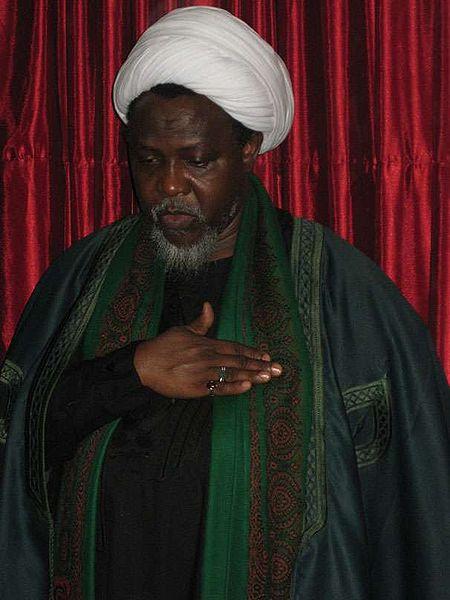Nigeria Sheikh Zakzaky Photo Tajo Malli Creative Commons