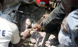 Nigeria: School building collapse in Lagos leaves 10 dead