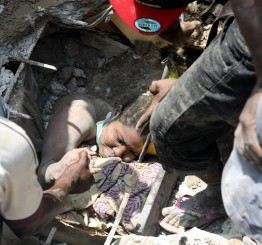 Nigeria: School building collapse in Lagos leaves 10 dead