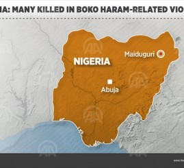 Nigeria: Suicide bomb attacks kill 3 in Maiduguri