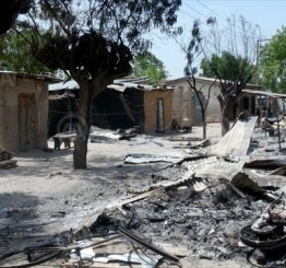 Nigeria: Triple suicide bombing killing 12 blamed on Boko Haram