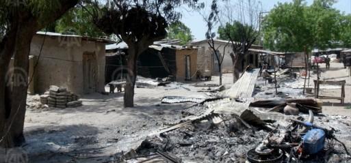 Nigeria: Triple suicide bombing killing 12 blamed on Boko Haram