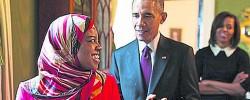 Nigerian American graduates from Harvard aged 20