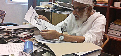 OBITUARY: Exemplary peoples' rights campaigner Uncle S M Idris, passes away