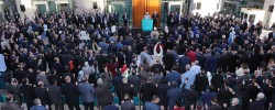 Open day draws 900 visitors to German mosques