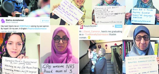 Over 30,000 Muslim women school Cameron on submissiveness