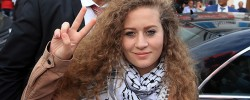 Palestinian activist Ahed Tamimi honoured by Real Madrid