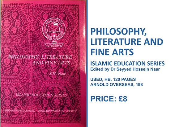 PHILOSOPHY, LITERATURE AND FINE ARTS