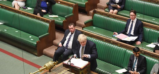 UK: COVID-19 outbreak to worsen: PM