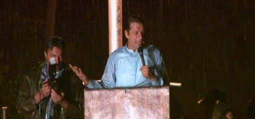 Pakistan: Imran Khan says Nawaz has no option but to resign