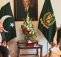 Pakistan: PM Sharif & Iranian FM Zarif called for diplomatic soln in Yemen