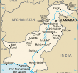 Pakistan: 25 killed as van plunges into river
