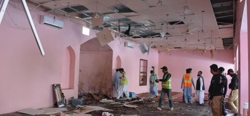 Pakistan: 3 killed, 28 injured in mosque blast in Quetta